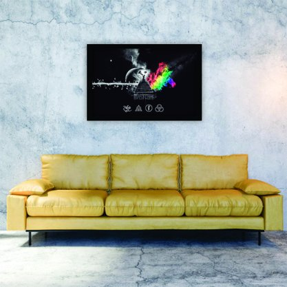 Quadro Decorativo Led Zeppelin