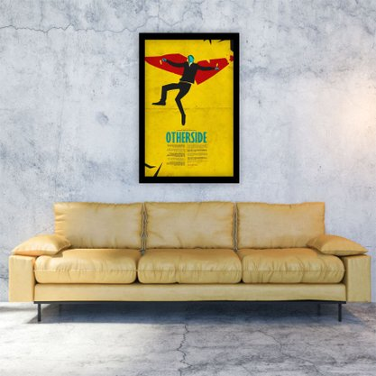 Quadro Decorativo Red Hot Chili Peppers Otherside