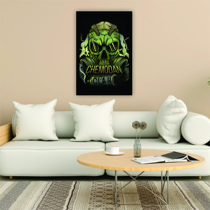 Quadro Decorativo The Chemodan Clan